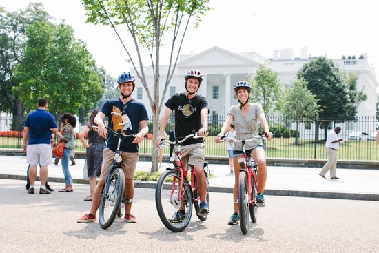 Capital City Bike Tours