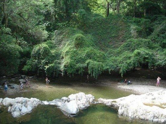 Valencia Brook's Waterfalls: Quebrada de Valencia 2