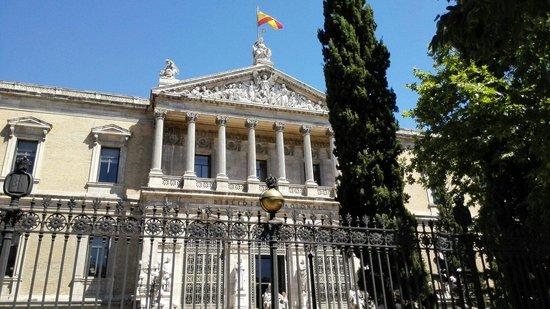 Perpustakaan Nasional Spanyol