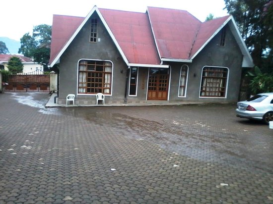 Hotel Ubumwe: The Conference Hall