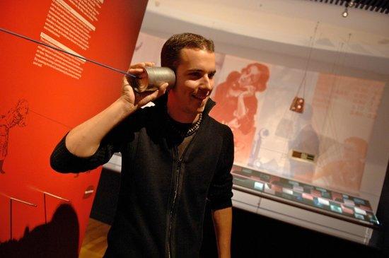 Museum für Kommunikation: Nah und Fern