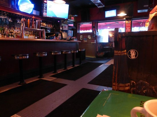 Inside The Pour House