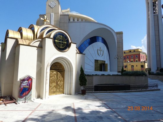 Orthodox Autocephalous Church of Albania: Внешний вид Собора
