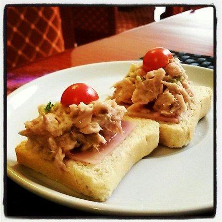 Casona Plaza Hotel AQP : Delicioso!