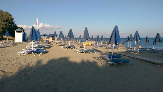 Atlantica Porto Bello Royal: Beach