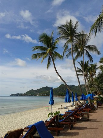 Chaweng Resort: Beach