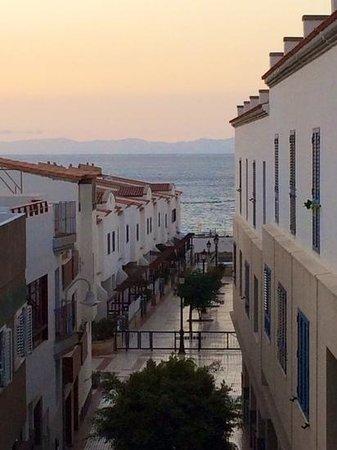 Hotel El Cabo: vista dalla camera