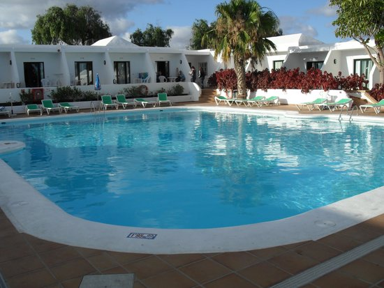 Hotel THB Flora: small pool