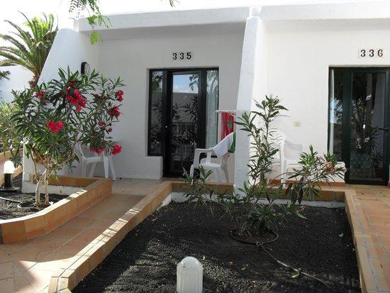 Hotel THB Flora: studio apartment