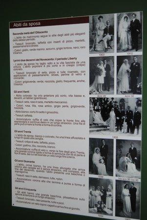 Museo del Costume: Breve storia degli abiti da sposa