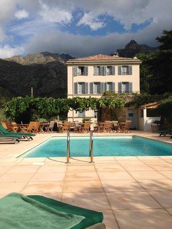 Hotel Mare e Monti : chilly pool