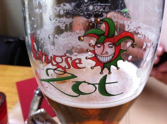 Breakfast Lunch Jan van Eyck : mi cerveza favorita de bélgica