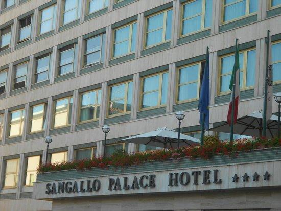 Ingresso Sangallo Palace Hotel