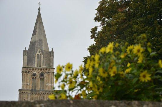 Footprints Tours Oxford: On the tour