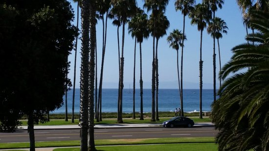 The Fess Parker - A Doubletree by Hilton Resort: View from our room