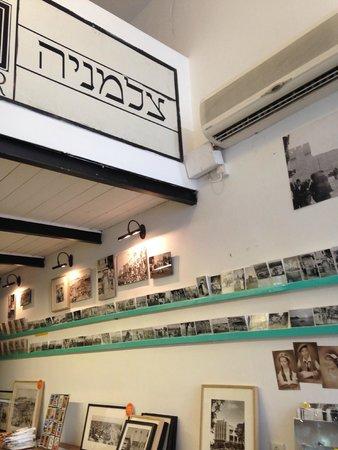The PhotoHouse: inside of the shop