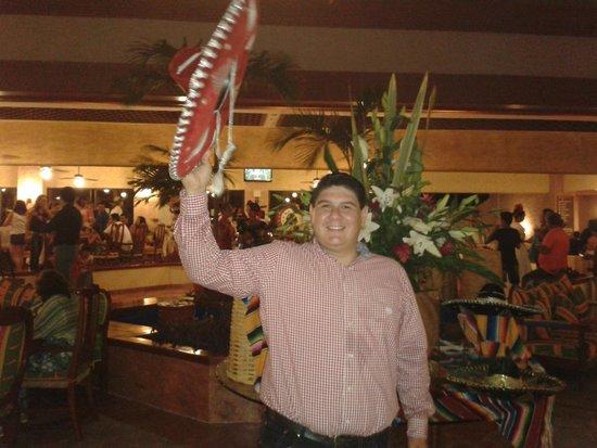 بارسيلو هواتولكو بيتش ريزورت - شامل جميع الخدمات: Bar del Lobby