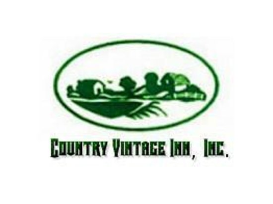 Osawatomie, KS: Country Vintage Inn, Inc. Logo