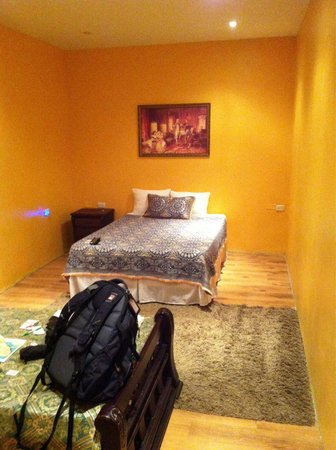 Hotel Casa Alejandria: Room 103.