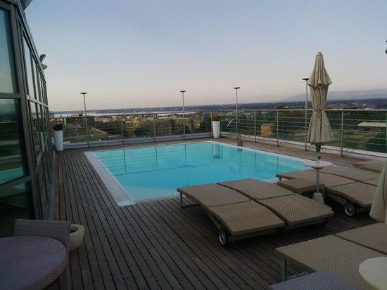 Colazione foto di hotel mercure siracusa prometeo for Siracusa hotel spa