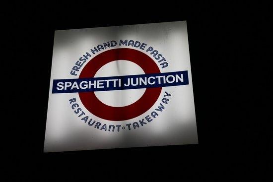 Spaghetti Junction: Sign