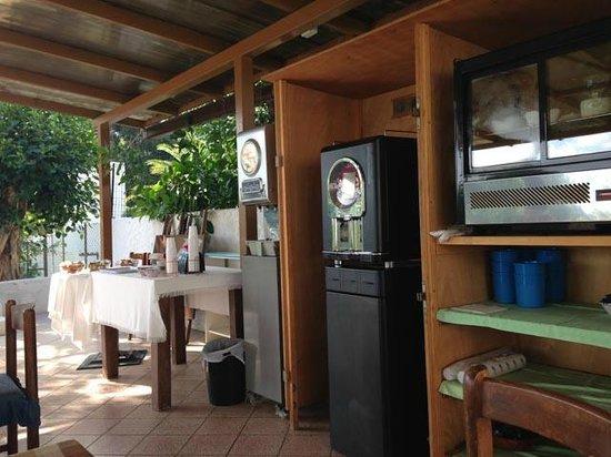 Hotel Villa Petrusa: Bud-ffet petit déjeuner
