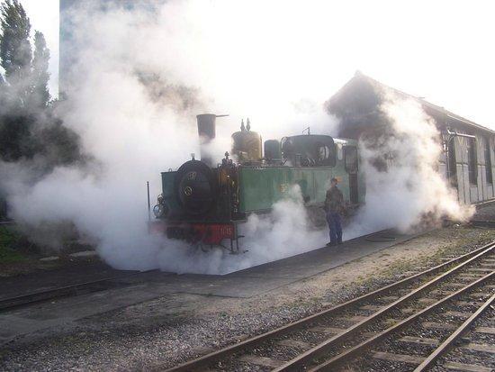 L'Escale de la Baie de Somme : à toute vapeur