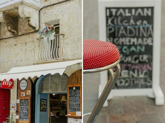 "Soul Food Vegan & Vegetarian Restaurant: ""una chicca nel cuore di Valletta"""