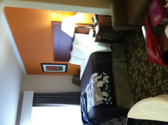 Sleep Inn & Suites Shreveport: king bed