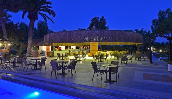 Atlantique Holiday Club: Pool Bar