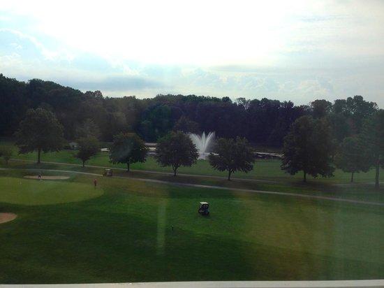 Turf Valley Resort: View