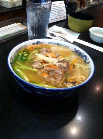 Oxtail ramen - Picture of Ramen Nakamura, Honolulu - TripAdvisor