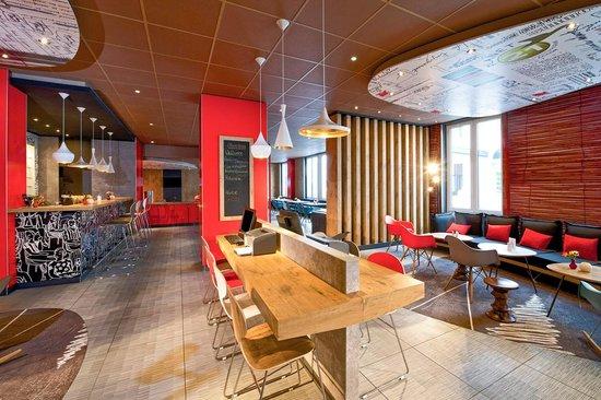 Ibis Hamburg Alster Centrum: Lobby