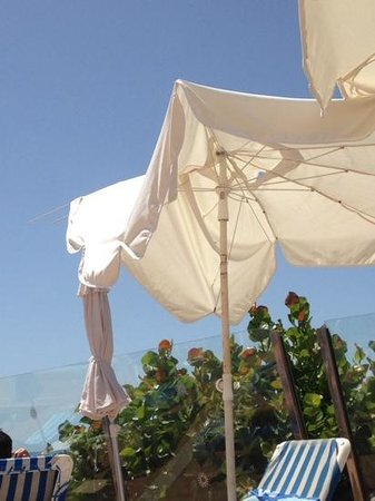 Sunlight Bahia Principe Costa Adeje: pool furniture