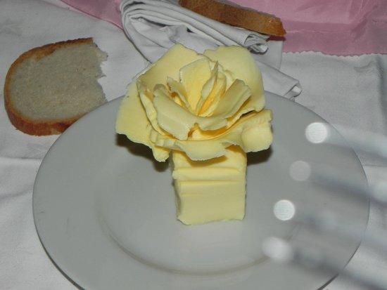 La Garenne: surprise, il est beau le beurre ...