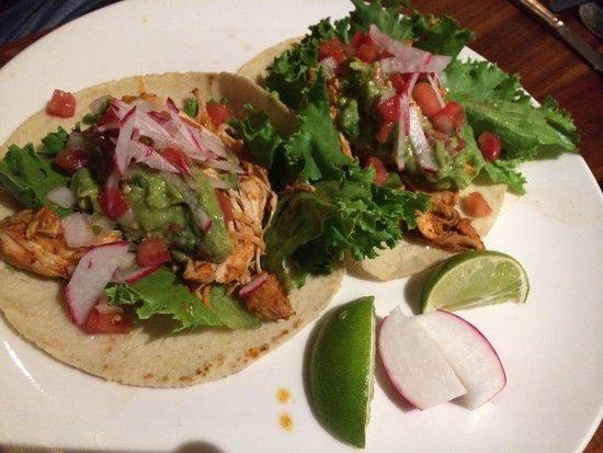 Ventana Grill: Delicious Tacos