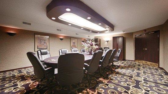 Baymont Inn & Suites Mandan Bismarck Area: Meeting Room