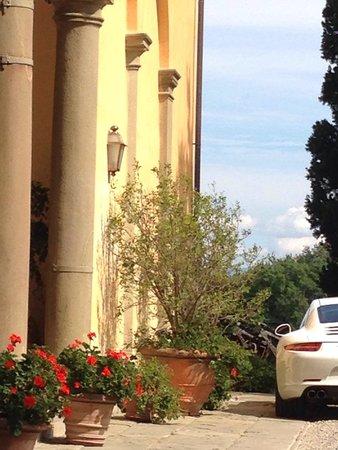 Villa il Poggiale Dimora Storica : manchmal passen Dinge zusammen