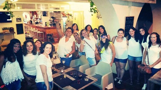 Gastropub Viceversa: Hen party