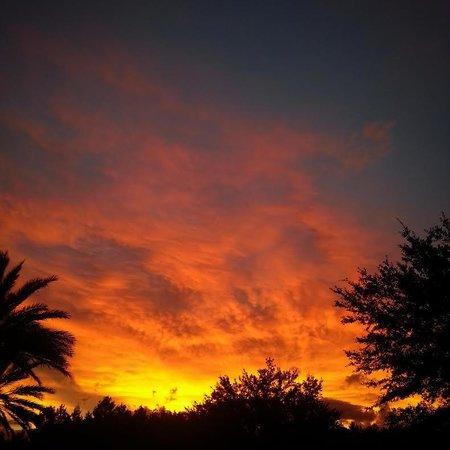 Monumental Hotel Orlando : Gorgeous sunsets nightly!