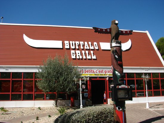 Buffalo grill nimes zac ville active restaurant reviews phone number photos tripadvisor - Buffalo american bar and grill ...