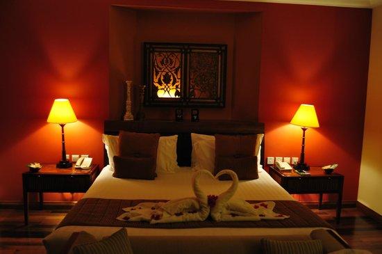 Maradiva Villas Resort and Spa: notre chambre