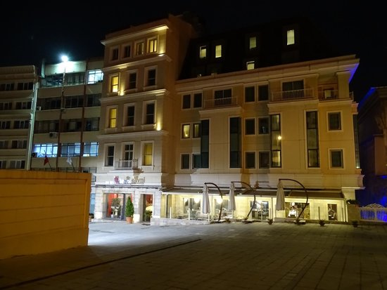 Levni Hotel & Spa : The front view