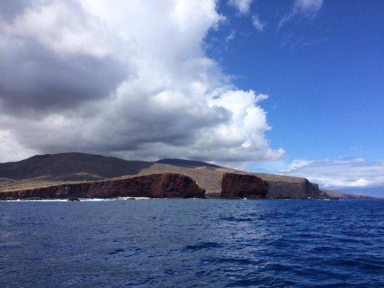 Ocean Riders Adventure Tours: Sweetheart Rock (Shakespearean love tragedy)