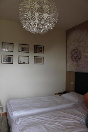 Albergo Valbella: unser Zimmer