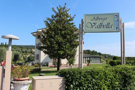 Albergo Valbella: Eingangsbereich Hotel