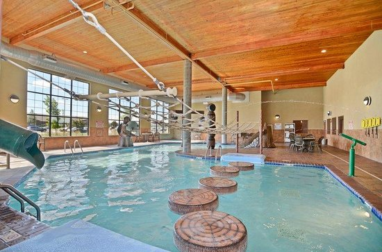 BEST WESTERN PLUS Kelly Inn & Suites: Indoor Heated Pool and Playland