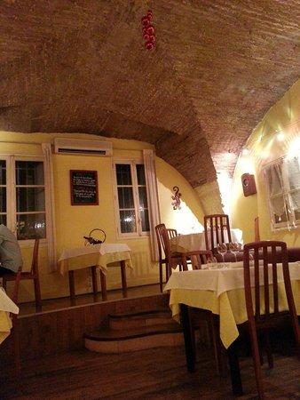 Les Vignes : Dining room