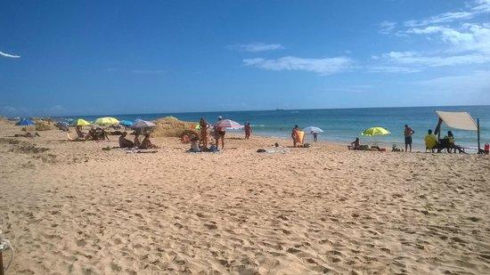 Salgados Palace: Praia