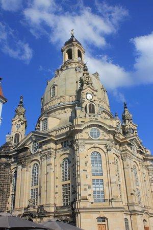 Hotel Suitess zu Dresden: Frauenkirche